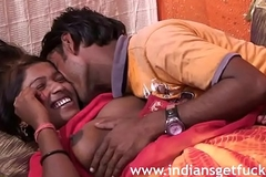 Desi Couple Sonia With an increment of Raj