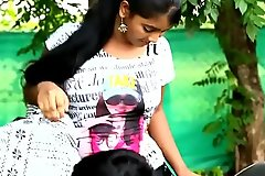 Indian Girl Thither Public Sexual connection On Bike