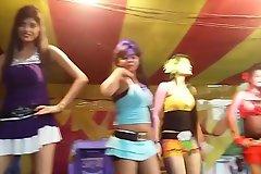 Indian, Pakistani, Bangladeshi girls dance  Part1