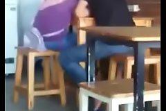 bocah sma Ngentot di cafe bikin ketagihan
