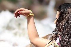 Payal Baloch in Bikini Very Very X-rated Dance On Tip Tip Barsa Pani (WhatsApp @  92-346-4559733)