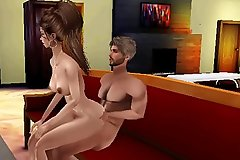 Passionate IMVU fucker Orionsur ruins Indian lascivious cunt