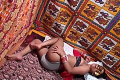 Indian Step Mom Simran Desperate For Big Cock For Her Pussy