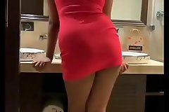 Oasi Das desi Indian big booty