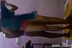 Desi indian coitus secretly in jungal  -- porn movie jojoporn.com