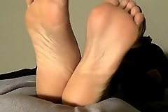 Rabia's Indian Stinky Feet Put to use Part 1 Preview