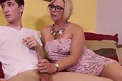 Aunt Fucks Nephew Handjob Adult-Wonders . com
