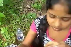 DESI GIRL blow job