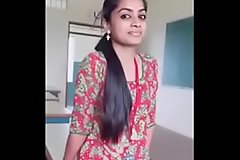 Tamil young unladylike sexual congress talking all round regard to illegal sweetheart hot phone sexual congress talking
