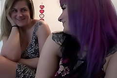 Thick Milfs Share Bushwa - Sabrina Violet and Clover Baltimore - Family Mend - Alex Adams