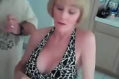 All Granny Desires Is A Nasty Threesome!