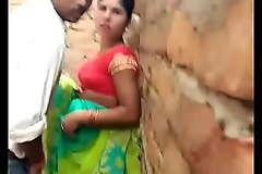 Open-air sex with bhabhi