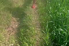 Everbest Indian Desi Aunty Enjoy Sex Outdoor With Young Boy