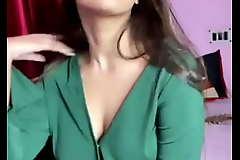 Incomparable Hot Bengali Babe Writtima Roy showing her knockers