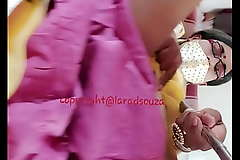 Indian X-rated crossdresser Lara D'Souza X-rated video