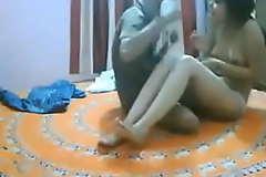 Indian boss become impoverish with desi servant super hot sex in servant quarter