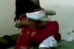 Muslim man fuck with teen hindu girl