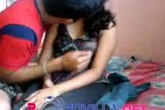 Indian Bhabhi With Boyfriend - SanjanaSingh.in