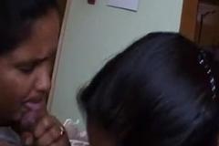 Mallu threesome home sex - 2 hot paid sluts orall-service - Indian Porn Videos.MP4
