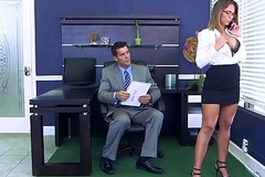 Brazzers - (Layla London) - Big Tits at Work