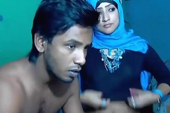 Newly Married South Indian Couple Encircling Ultra Sexy Babe Webcam Show Sexy