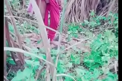 Desi randi outdoor lovemaking