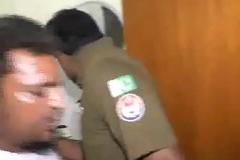 Sialkot prostitution police detain red handed