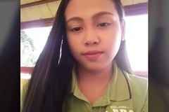 Philippina teen Dianna rose-coloured 18 yrs from Batangas city Philippines