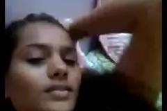 Indian teen self recording