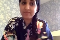 Indian Desi girl on livecam -1