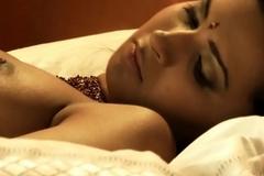 Romantic Unilluminated Indian Girlfriend