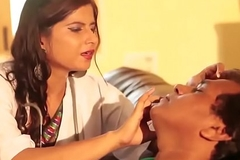 INDIAN LADY DOCTOR SEDUCES Cur'