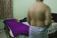 Indian Bhabhi Filmed With regard to Shower After Having Sex With Devar
