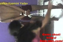 Indian Femdom Goddess Kaamini Yadav Belting Videoindianindian