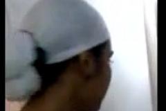 Mallu wife in shower nude video