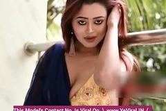 HOT INDIAN BHABHI IN SAREE &amp_ BRA (KOLKATA) - HELP YOU TO MASTRUBRATE