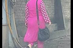 Bangladeshi street exasperation voyeur 2