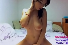see this what a horny shagging sexy babe live part 1 (56)
