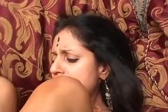 HORNY INDIAN MILF SUCKS AND FUCKS YOUR Blarney POV