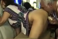 Indian girl making out