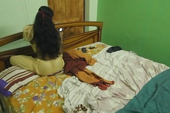 Fucking My Sexy Indian Sister In Bedroom While Alone At Residence