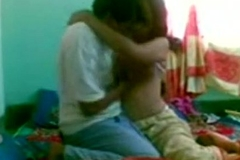 Bangladeshi horny girlfriend sex with husband Frnd