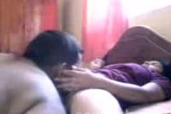 Bangladesi couple is making full sex