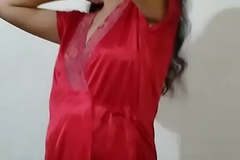 Desi Indian Bhabhi erotic grotesque imitation show