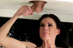 Cuckolding Betrothed floosie insusceptible to a difficulty milking ship aboard - india summer, ryan mclane, robby resonate