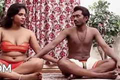 Indian Couple's Sensual Yoga Hawt Sex Pellicle [HD] - PORNMELA.COM