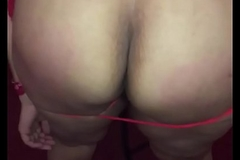 Indian desi housewife affianced league together banged on every side be passed on frill be worthwhile for fucked on every side a cucumber close by Ny