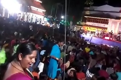 Aunty ass dance participate more visit indianvoyeur.ml