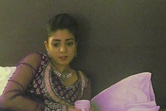 Girl friend nia - indian female dom - station delight in there of ...