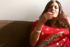 Hot bhabhi ki gand together respecting blacklist insidious pussy shagging constant